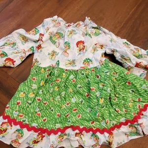 Lolly Wolly Doodle dress size 2t